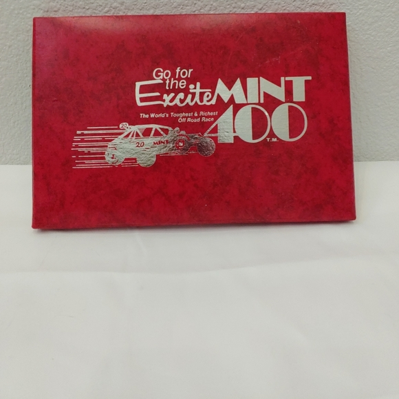 Go For the Excitment Off Road Race pins